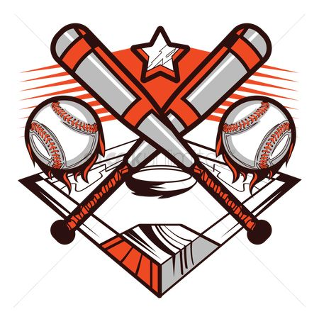 Baseball : Baseball cross bats