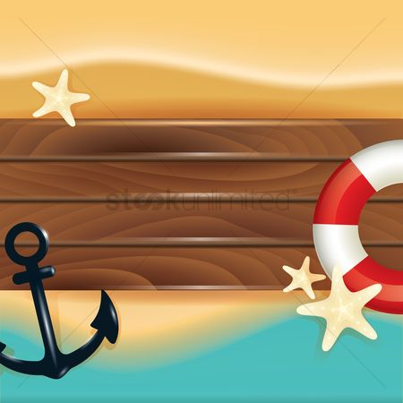 Lifebuoy : Beach wallpaper
