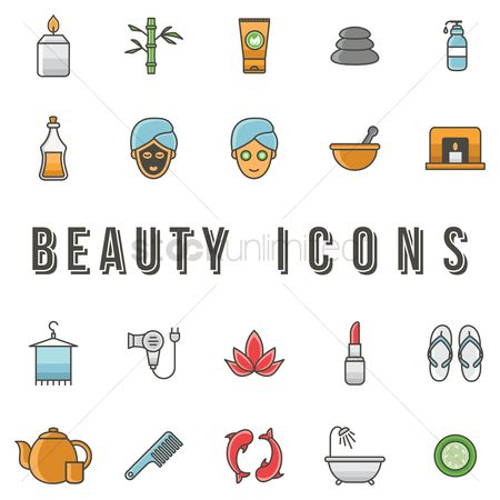 Zen : Beauty icons