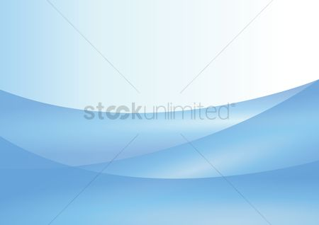 Textures : Blue curves with white background