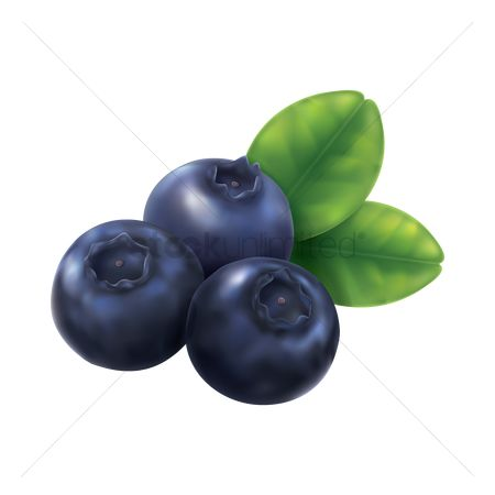 Nutritions : Blueberry