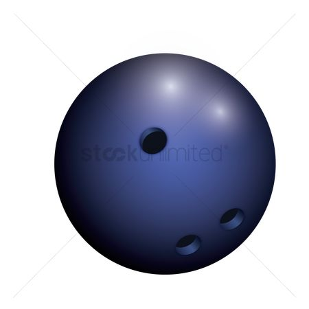 Indoor : Bowling ball