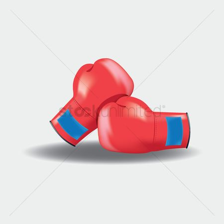 Boxing glove : Boxing gloves