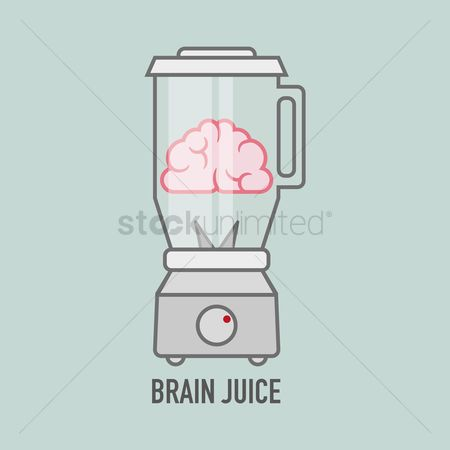 Handles : Brain and mixer