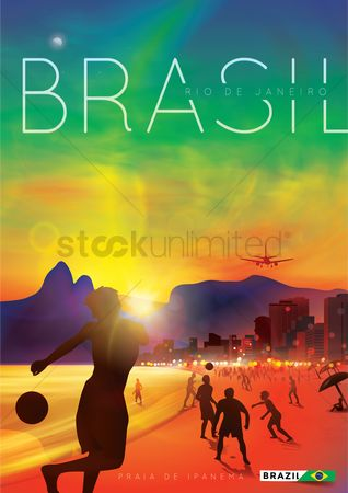 Places : Brazil poster