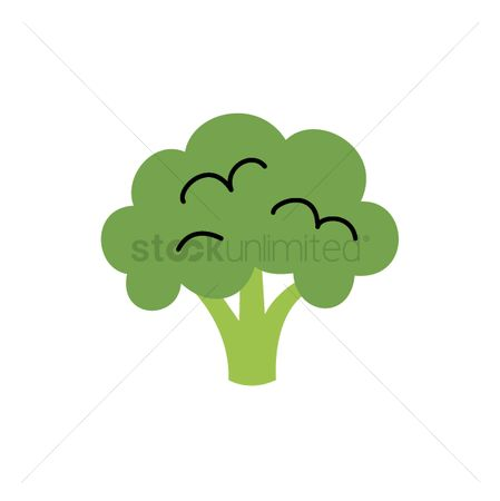 Greens : Broccoli