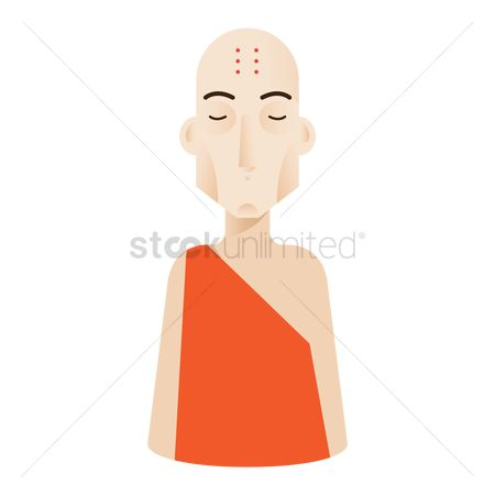 Priest : Buddhist priest