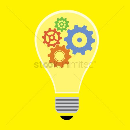 Mechanicals : Bulb with gears