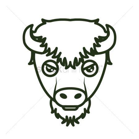 Free Yak Outline Stock Vectors Stockunlimited