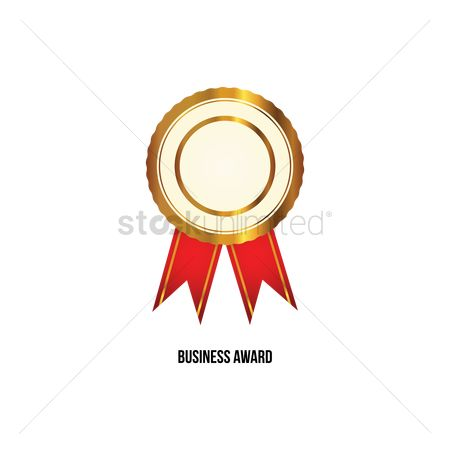 Reward : Business award concept