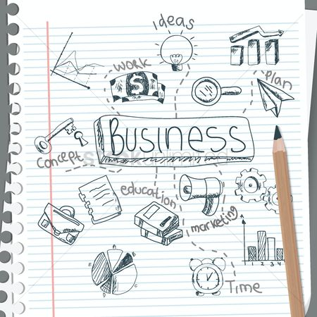 Time : Business concept