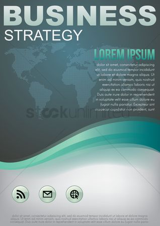 Sample text : Business poster