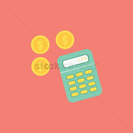 Calculations : Calculator with money