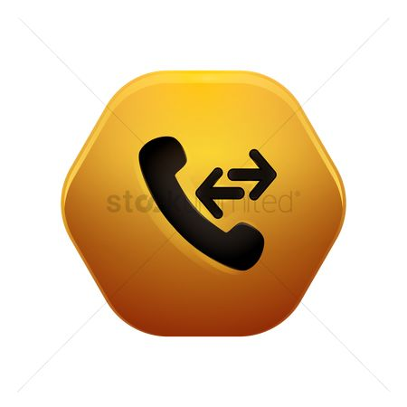 Calling : Call log icon
