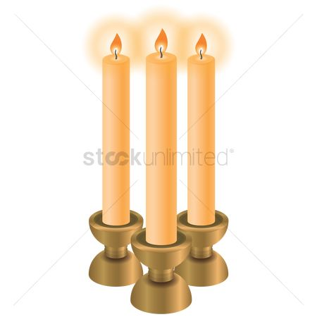 Illumination : Candlesticks
