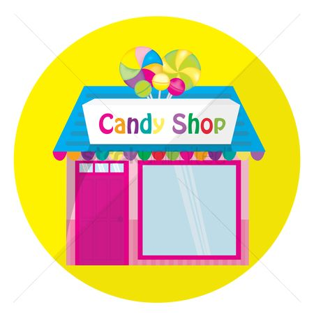 Chocolates : Candy shop