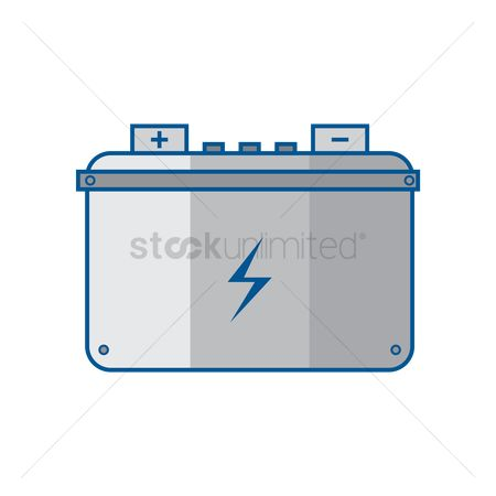 Electric cars : Car battery
