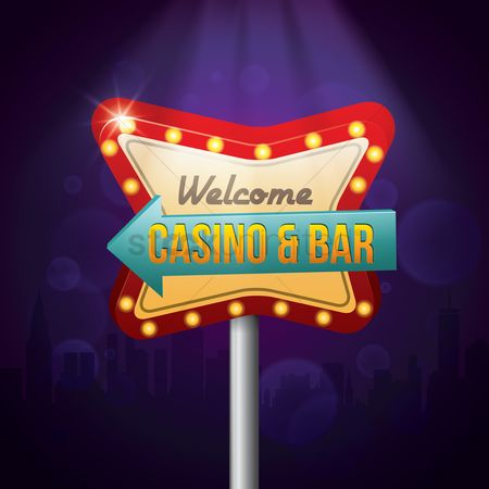 Casinos : Casino sign