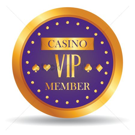 Poker chips : Casino vip member chip