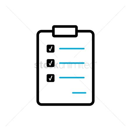Checklists : Checklist icon