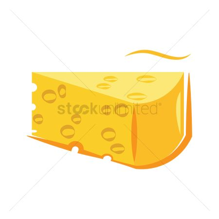 Dairies : Cheese block