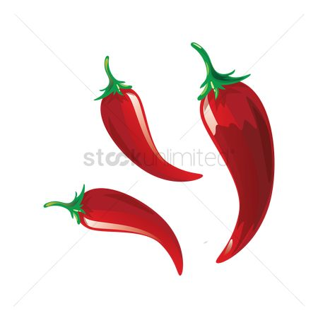 Mexicans : Chilli peppers