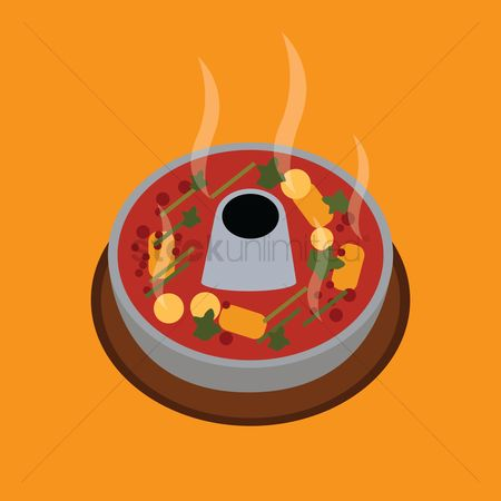 Steamboat : Chinese steamboat
