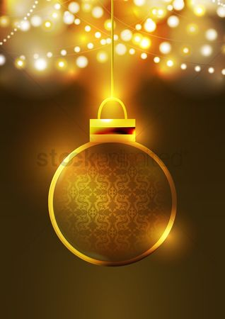 Jingle bells : Christmas background design