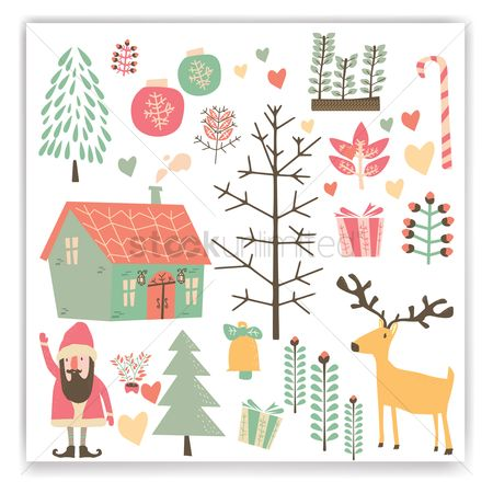 Gifts : Christmas designs collection
