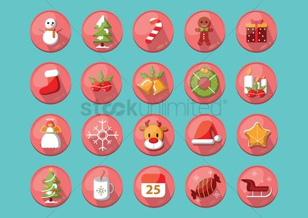 Jingle bells : Christmas item collection