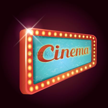 Signages : Cinema