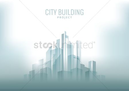 Skyscraper : City building project