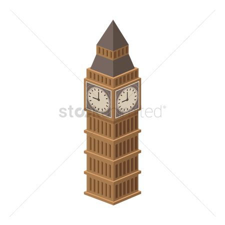 England : Clock tower