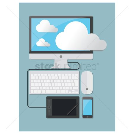 Mobiles : Cloud computing