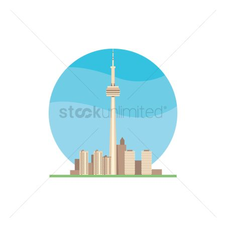 Towers : Cn tower
