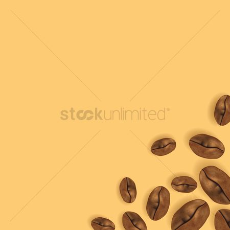 Aroma : Coffee background design
