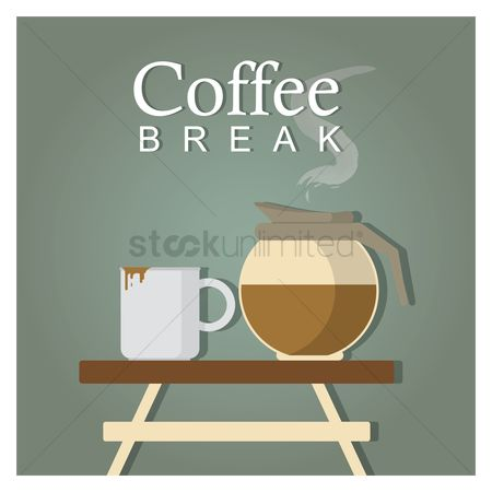 Aroma : Coffee break design