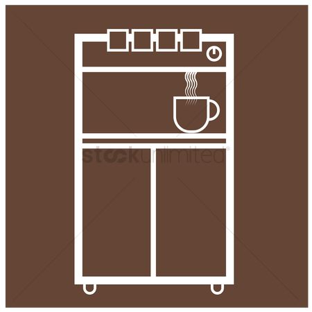 Makers : Coffee machine