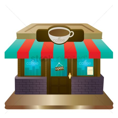 Store : Coffee shop