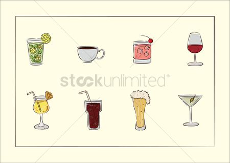 Liquor : Collection of beverages