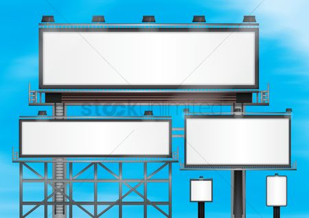 Panels : Collection of billboards