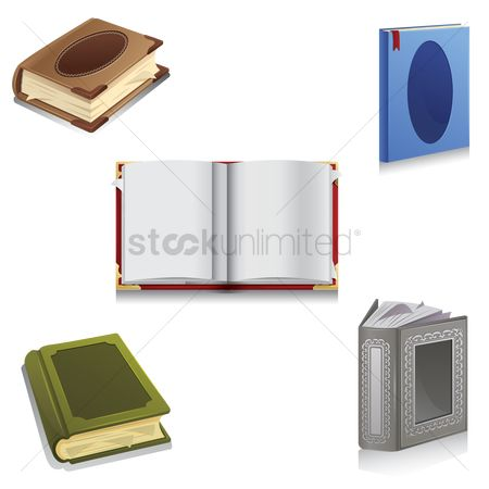 Hardcovers : Collection of book icon