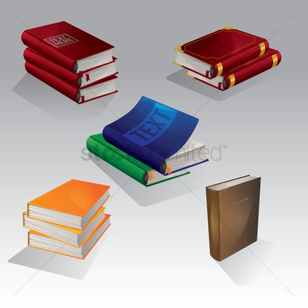 Notebooks : Collection of books