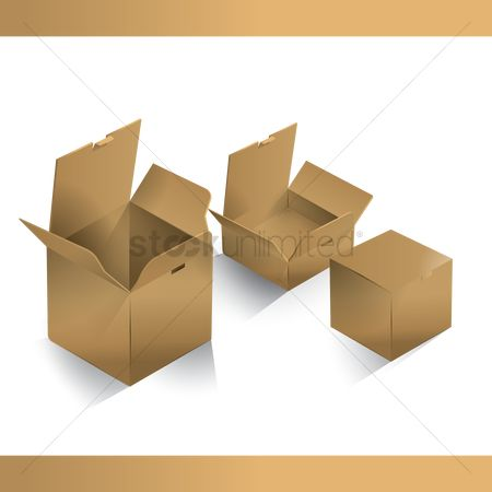 Boxes : Collection of boxes