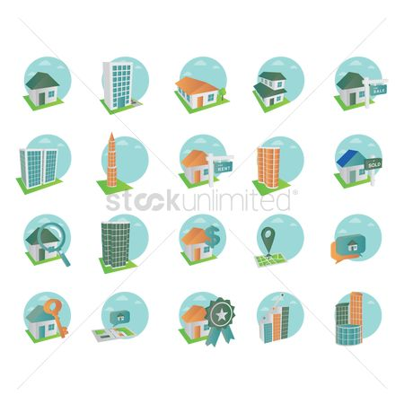 Sold : Collection of buildings and houses