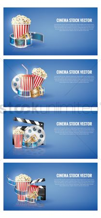 Straw : Collection of cinema concept templates