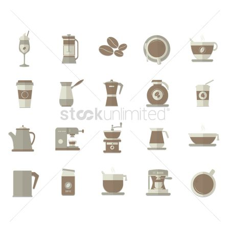 Makers : Collection of coffee equipment