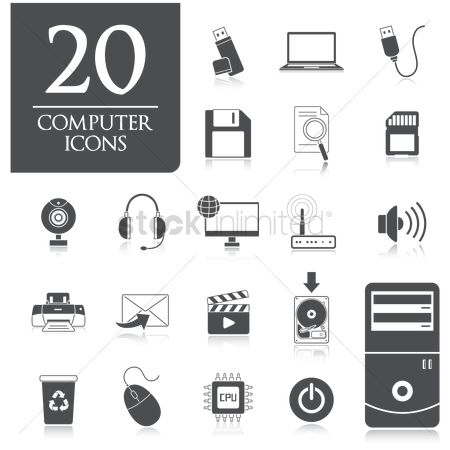 Power button : Collection of computer icons