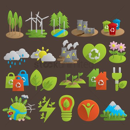 Clean : Collection of ecology related objects