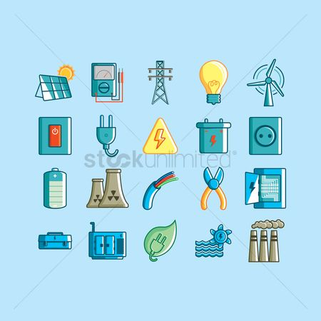 Panels : Collection of electrical equipments